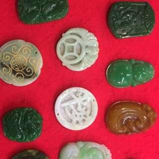Jade each $80