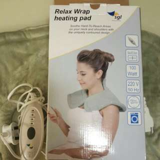 sgl relax wrap heating pad
