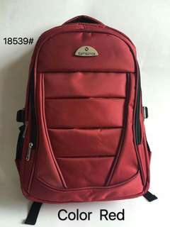 New arrival !!! Backpack ... price : P550 high quality