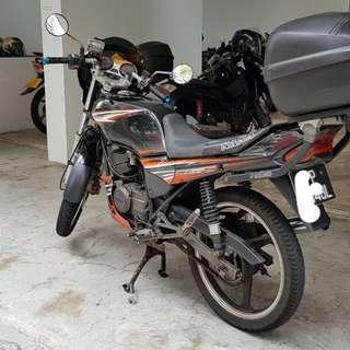 Yamaha RXZ 2027