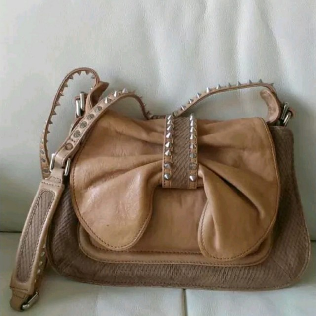 3.1 Phillip Lim Eddie Bow Leather Purse