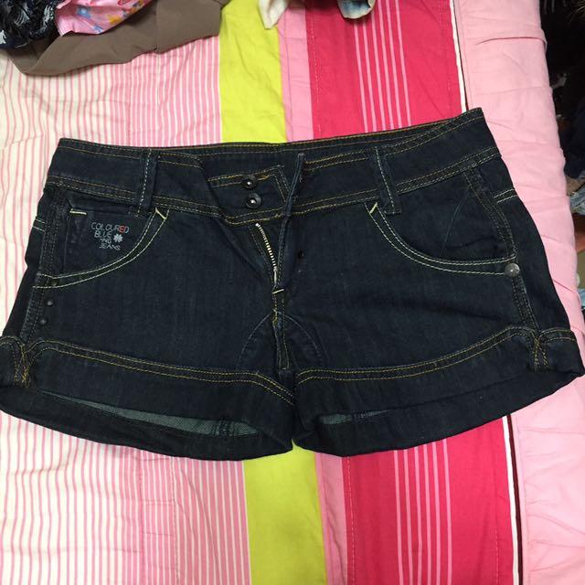 近全新✨黑色短褲