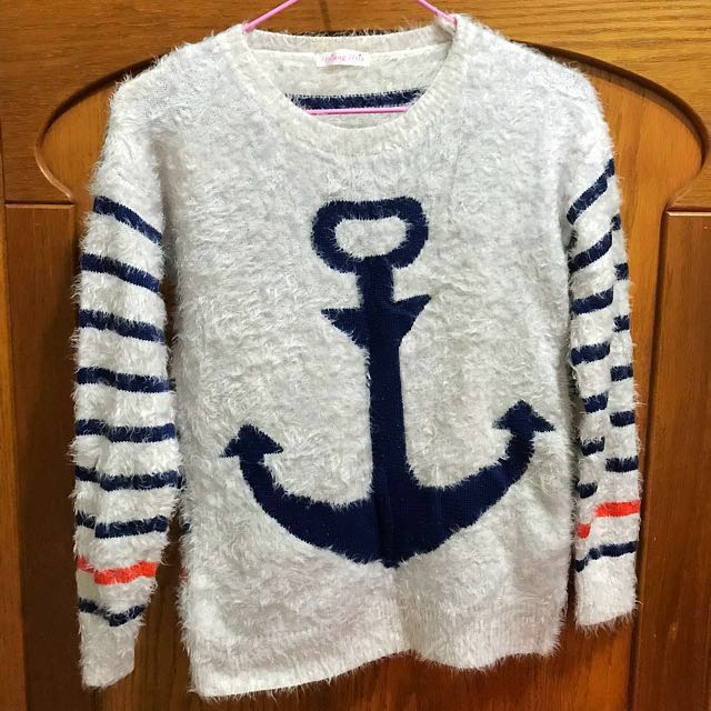 ⚓️船錨針織衣✨