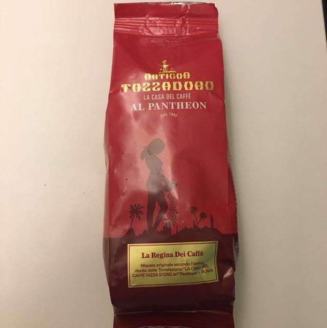 義大利頂級金杯咖啡豆
