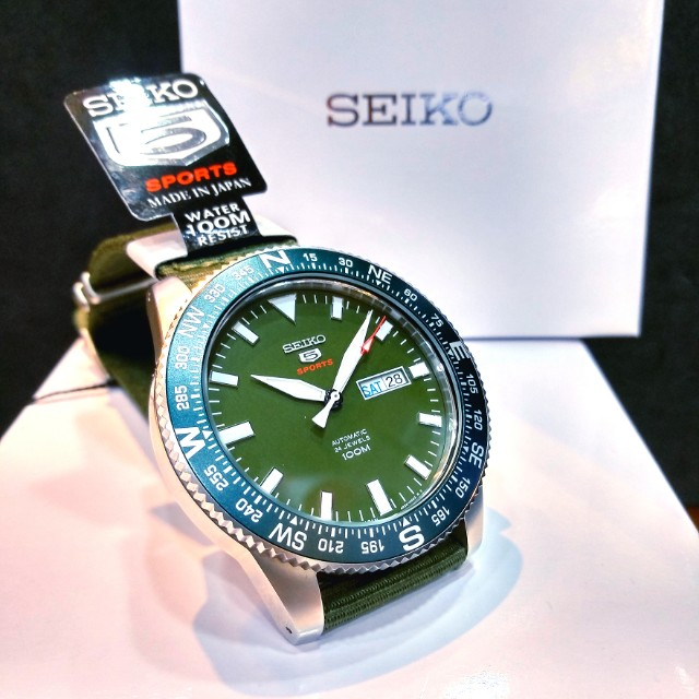 Free Delivery Made In Japan Brand New 100 Authentic Seiko
