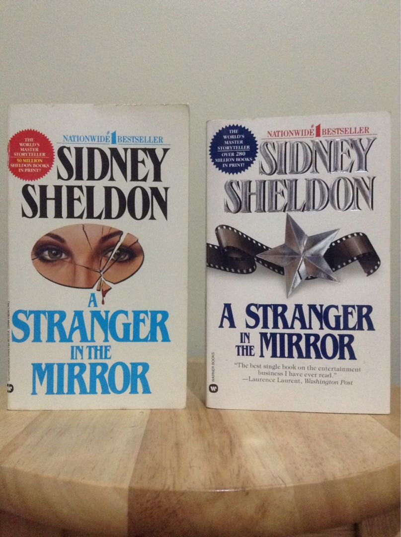 A Stranger in the Mirror by Sydney Sheldon
