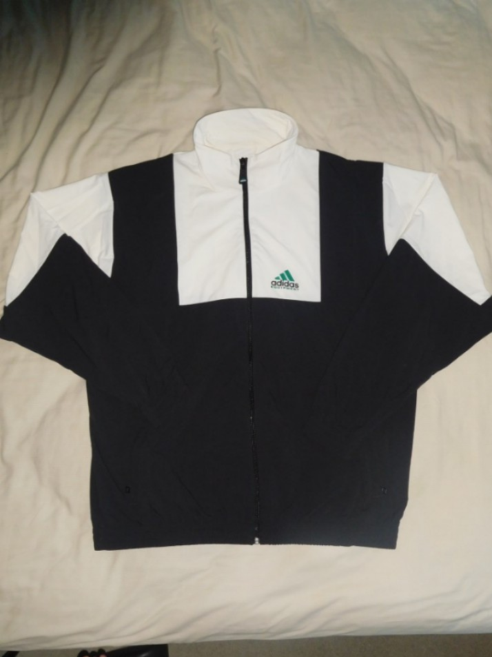 Adidas Equipment EQT One-to-one Track Jacket Size XL