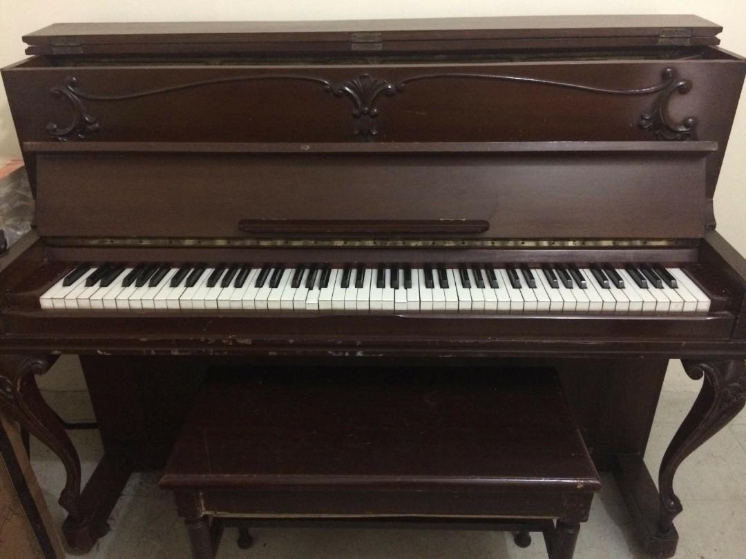 Antique 1981 Winkelmann Grand Piano