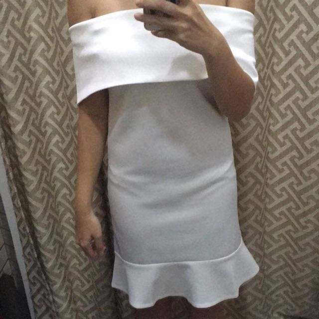 Apartment 8 White Dress