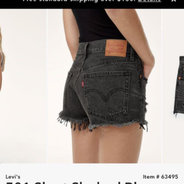 Aritzia Levi shorts