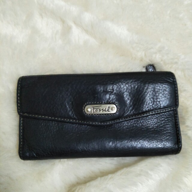 Auth Fossil purse
