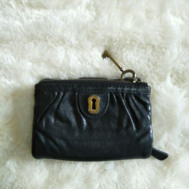 Auth Fossil wallet