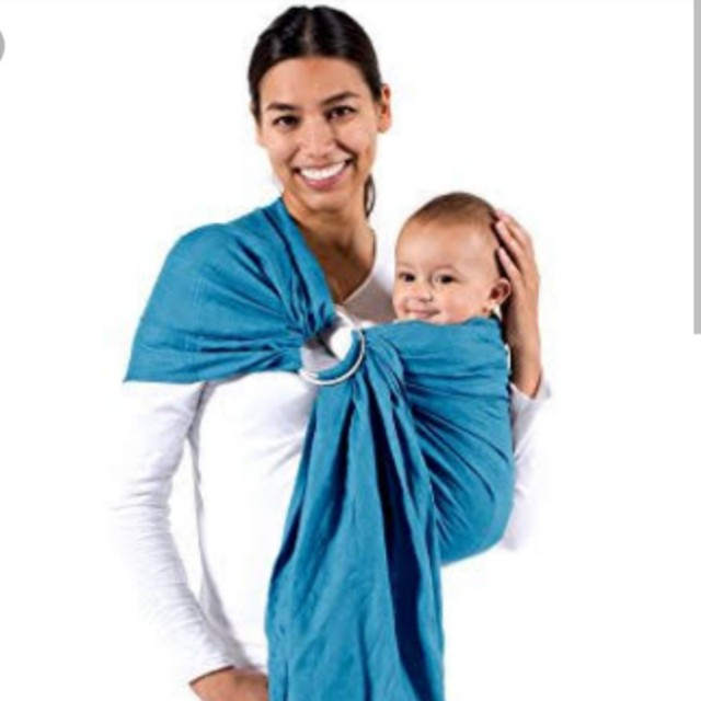 Baby Carrier Adjustable Ring Sling