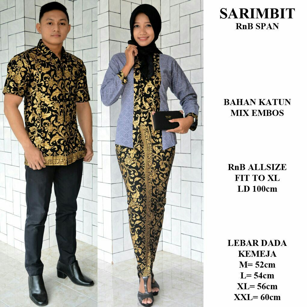 Baju Kebaya Couple Olshop Fashion Olshop Wanita On Carousell