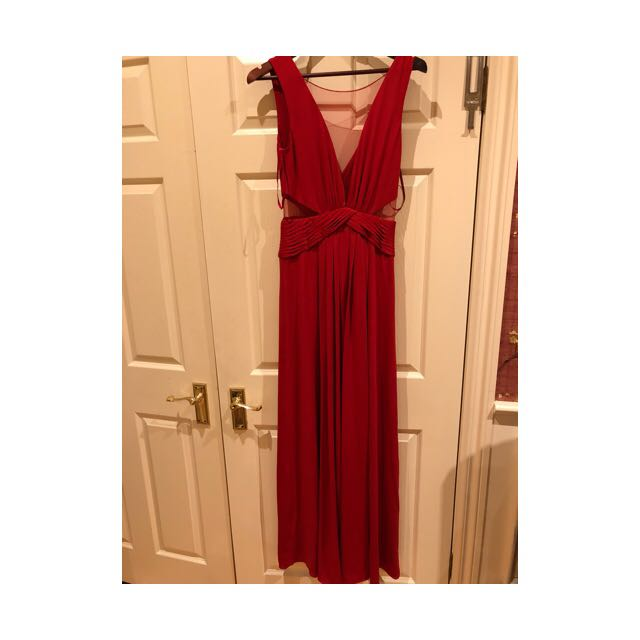 Bariano Dress size 10 worn once