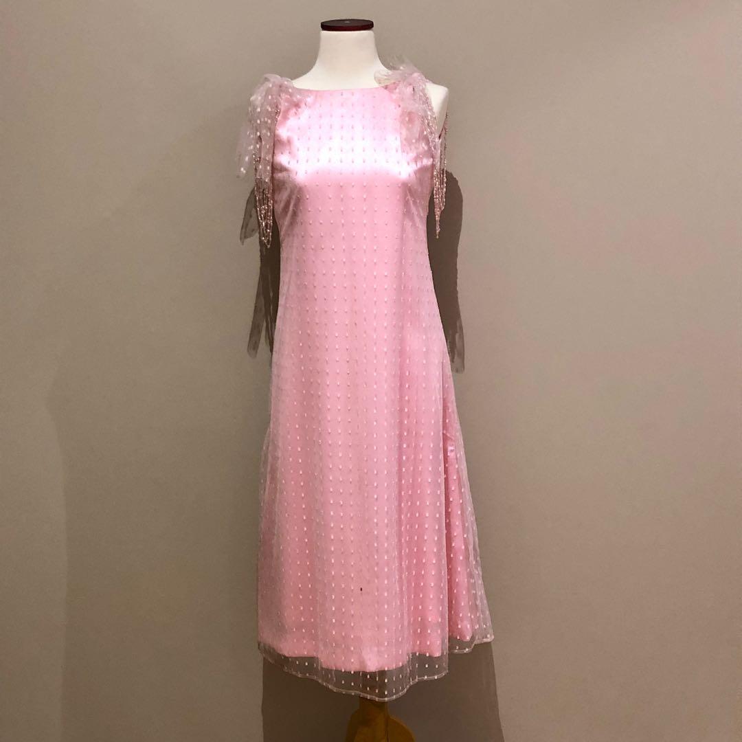 Bella dress in pink