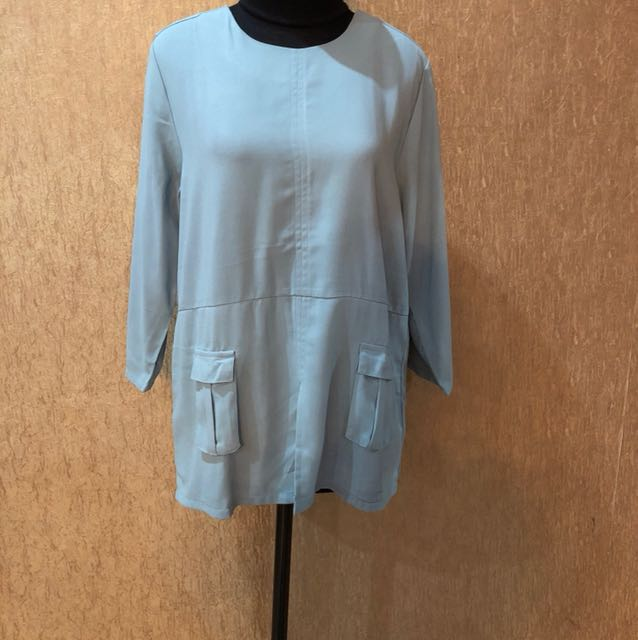 Blouse gaudi greenmint