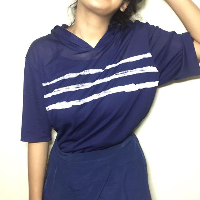 Blue Shirt by Florenz&Fred