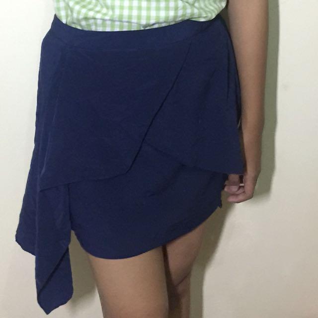 Blue Skirt by Tomboy