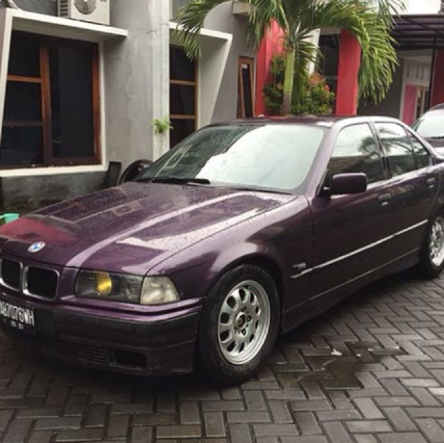 Bmw E36 320i Matic Daytona Violet Cars For Sale On Carousell
