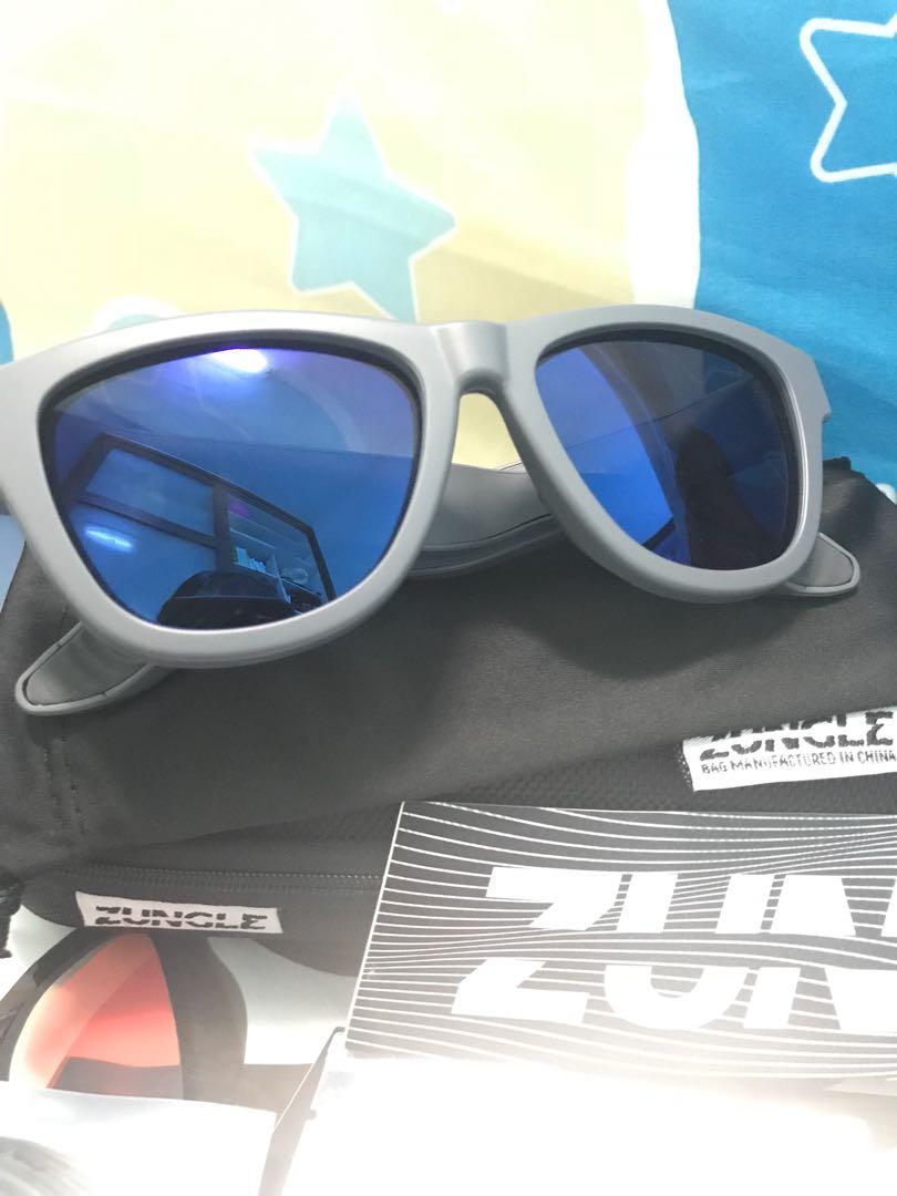 BNIB Zungle Panther Sunglass