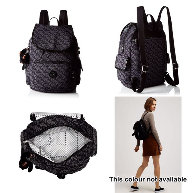 6c2814f76afa BNWT Authentic Kipling City Pack S Backpack, Women's Fashion, Bags &  Wallets on Carousell