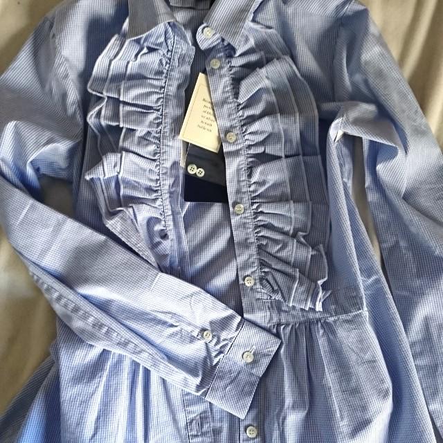 BNWT Stripped Shirt sz10
