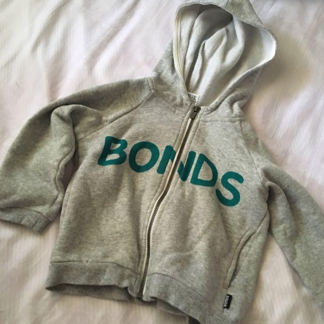 Bonds Jacket