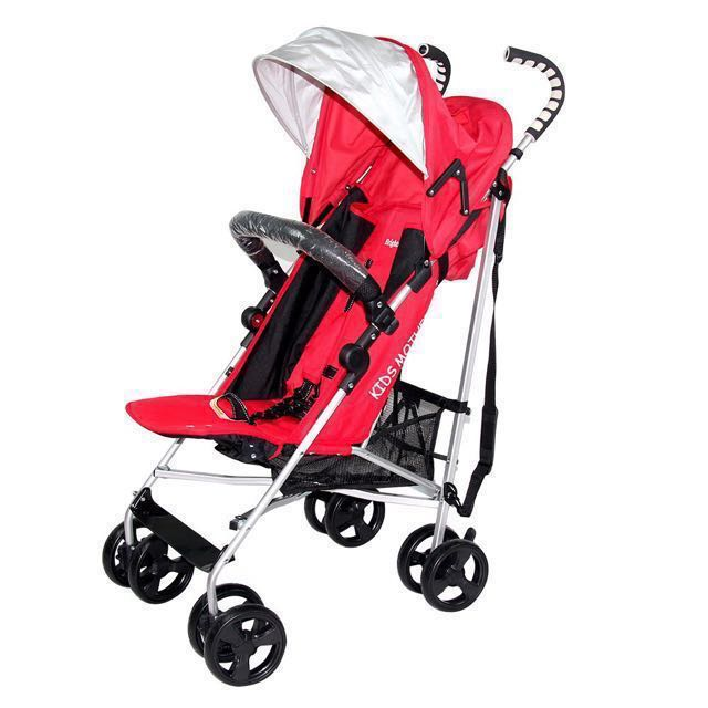 BRIGHT TWO KIDS MOTHER CARE PORTABLE UMBRELLA BABY STROLLER
