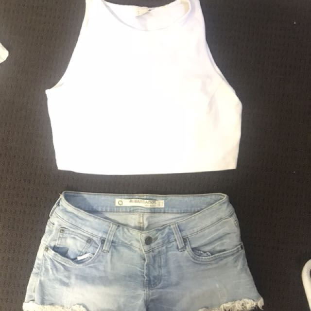 BULK LOT summer clothes - 12 dresses - 5 Tops - 4 shorts - skirts for festival
