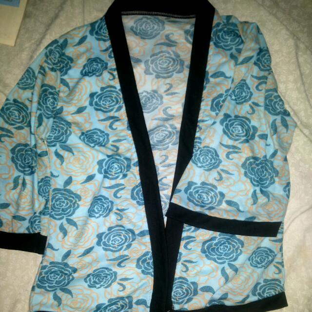 Buy Or Barter Kimono By Mayoutfit