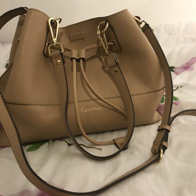 Calvin Klein Crossbody Handbag (Reversible)