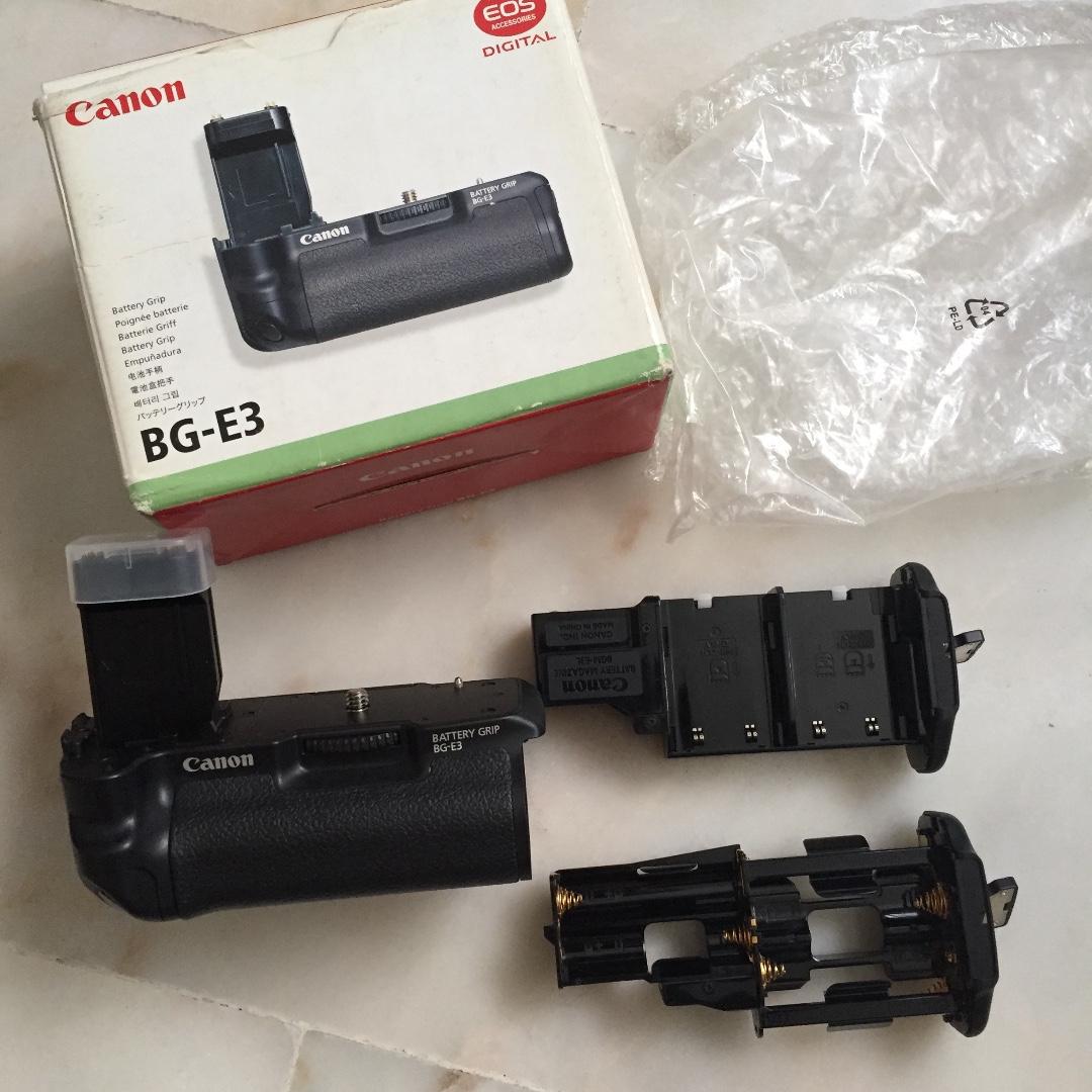 Canon Battery Grip BG-E3
