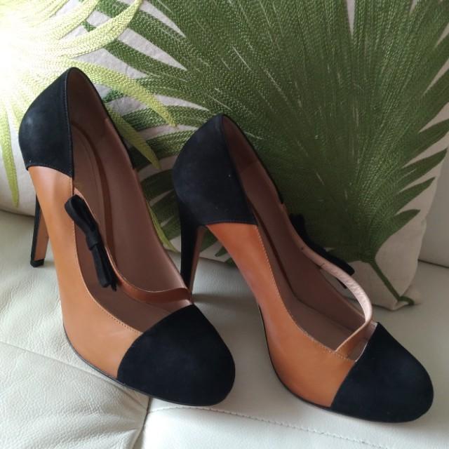 Cavallini Italian Leather Heels