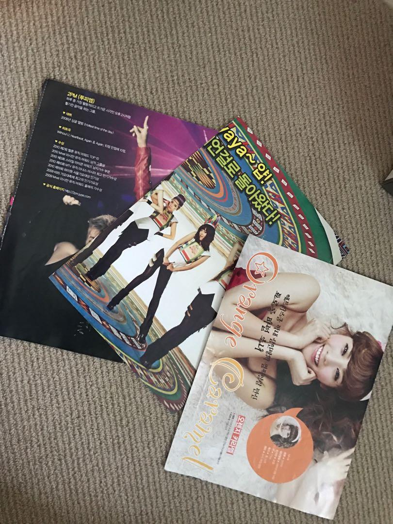CHEAP KPOP POSTERS