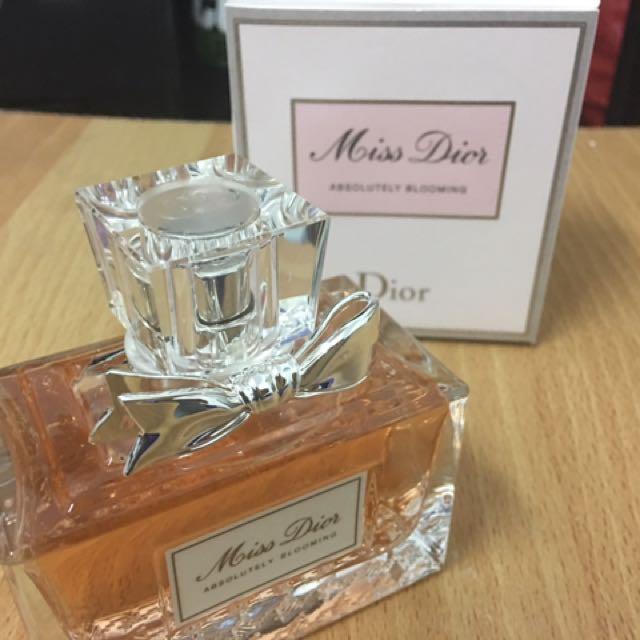 Christian Dior 迪奧 Dior 迪奧 Miss Dior Absolutely Blooming花漾迪奧精萃香氛(100ml)
