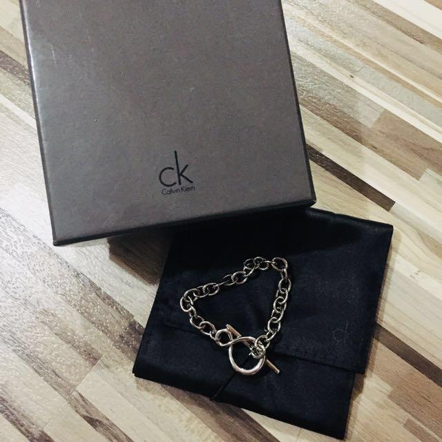 《降價!》CK專櫃女款xs手鍊