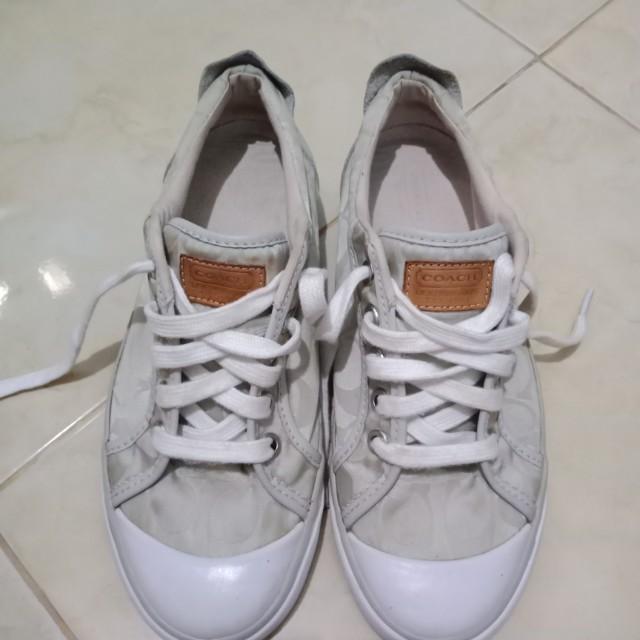 Coach barret sneaker ori