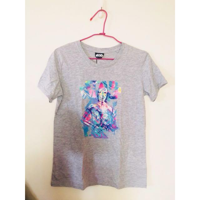 CP3O cotton onT恤