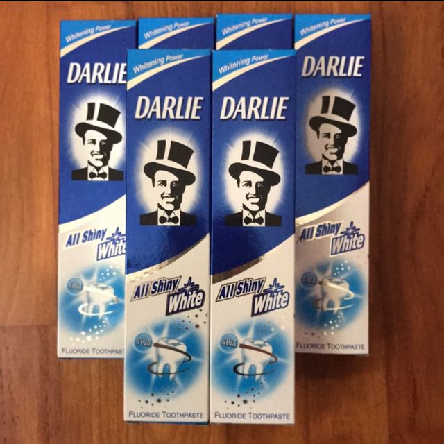 Darlie All Shiny White Whitening Toothpaste 90g