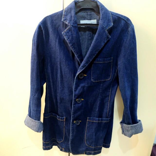 Denim Jacket 90s Inspired