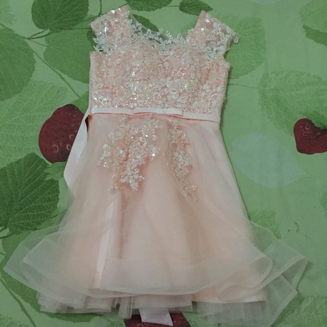 Dress pengapit pengantin / penerima angpao