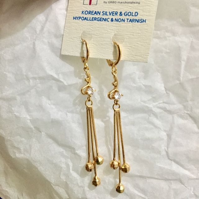 Drop Earrings (Free Shipping Manila)