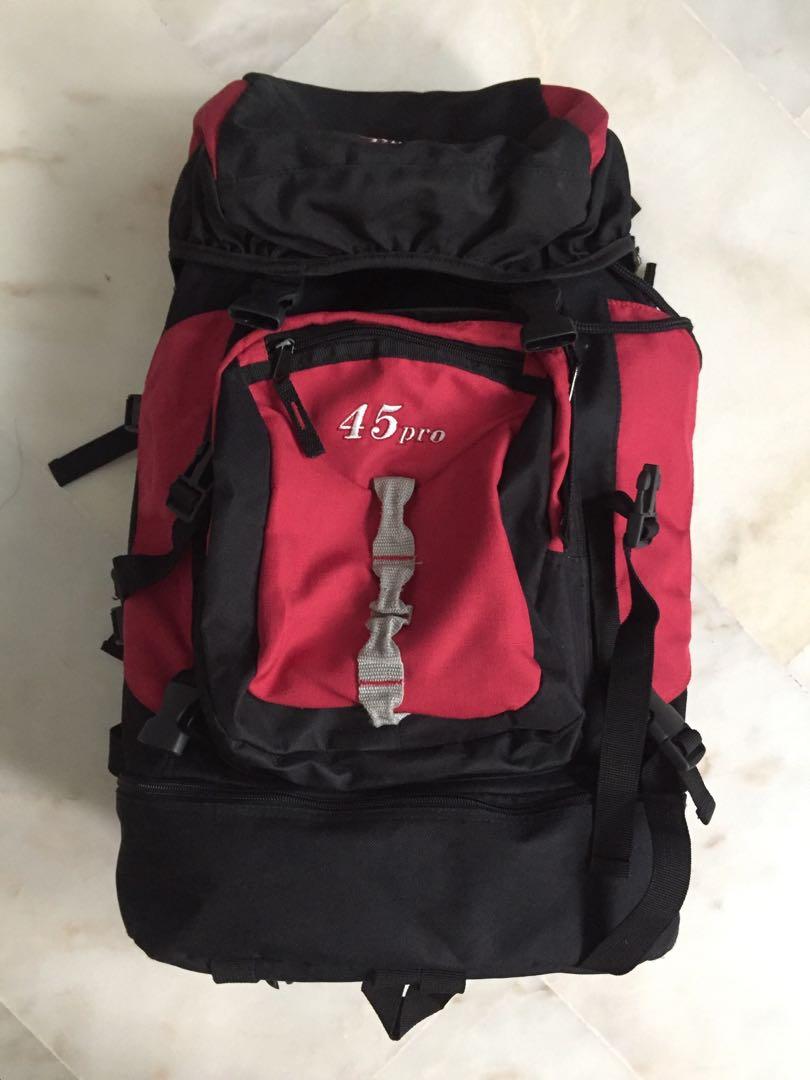 Dunlop Backpack 45L