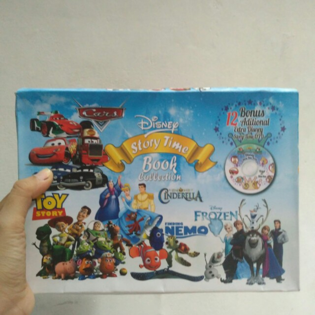English learning book + Dvd
