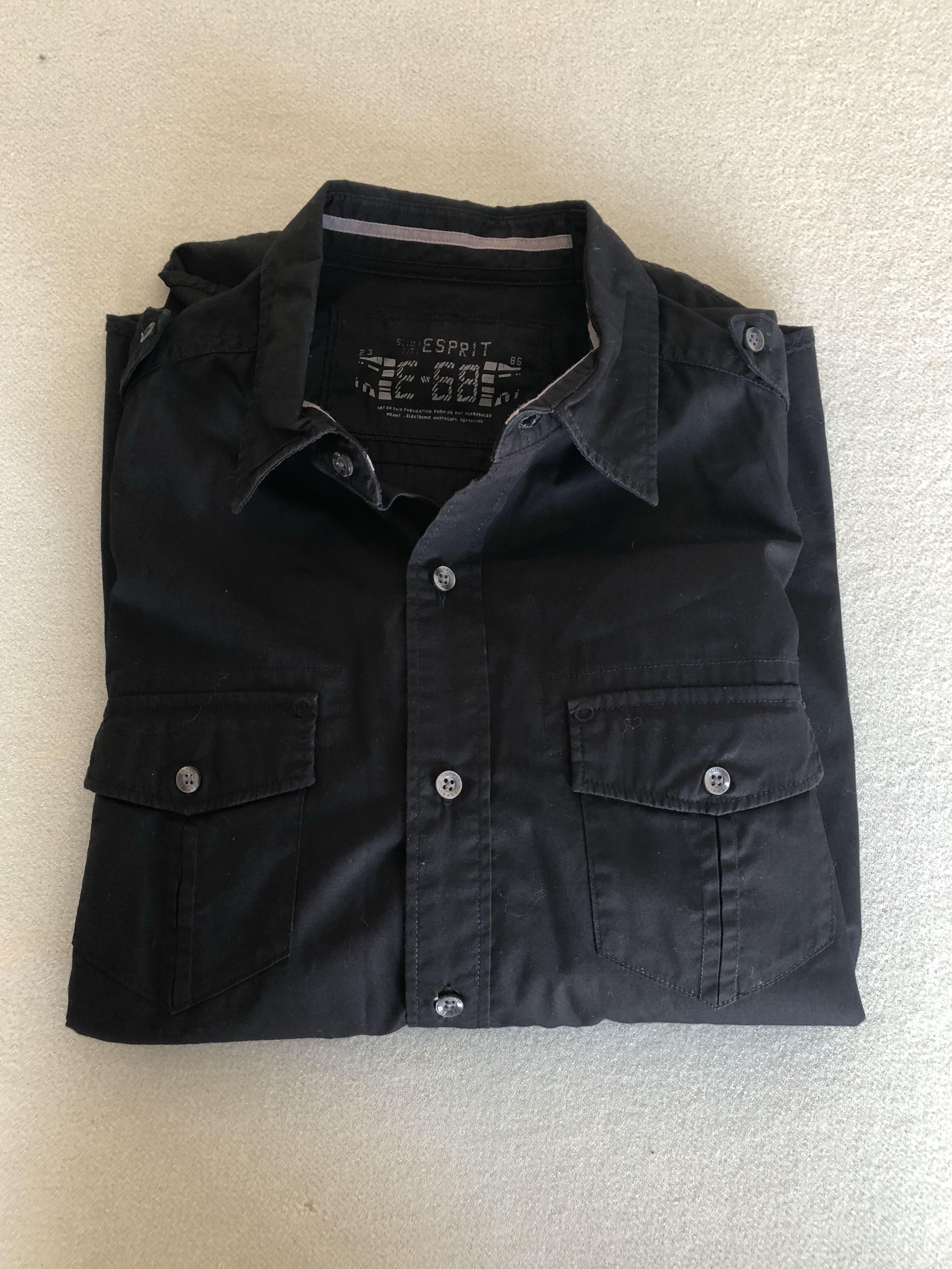Esprit Button Up