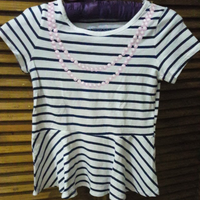Faded Glory Striped Top