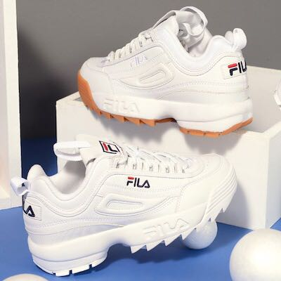 17bee220ee45f Fila Limited Disruptor 2Lux Leather SneakersFILA 공식 스토어