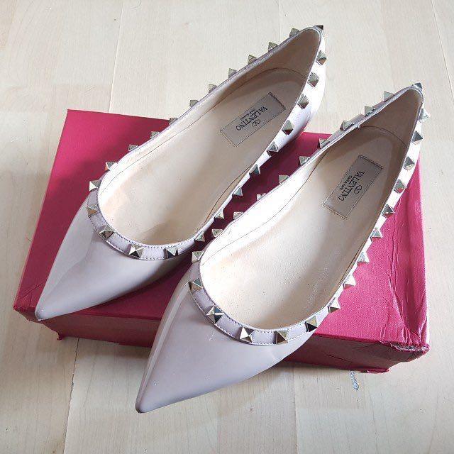 a6afe173fa3d Flatshoes Valentino