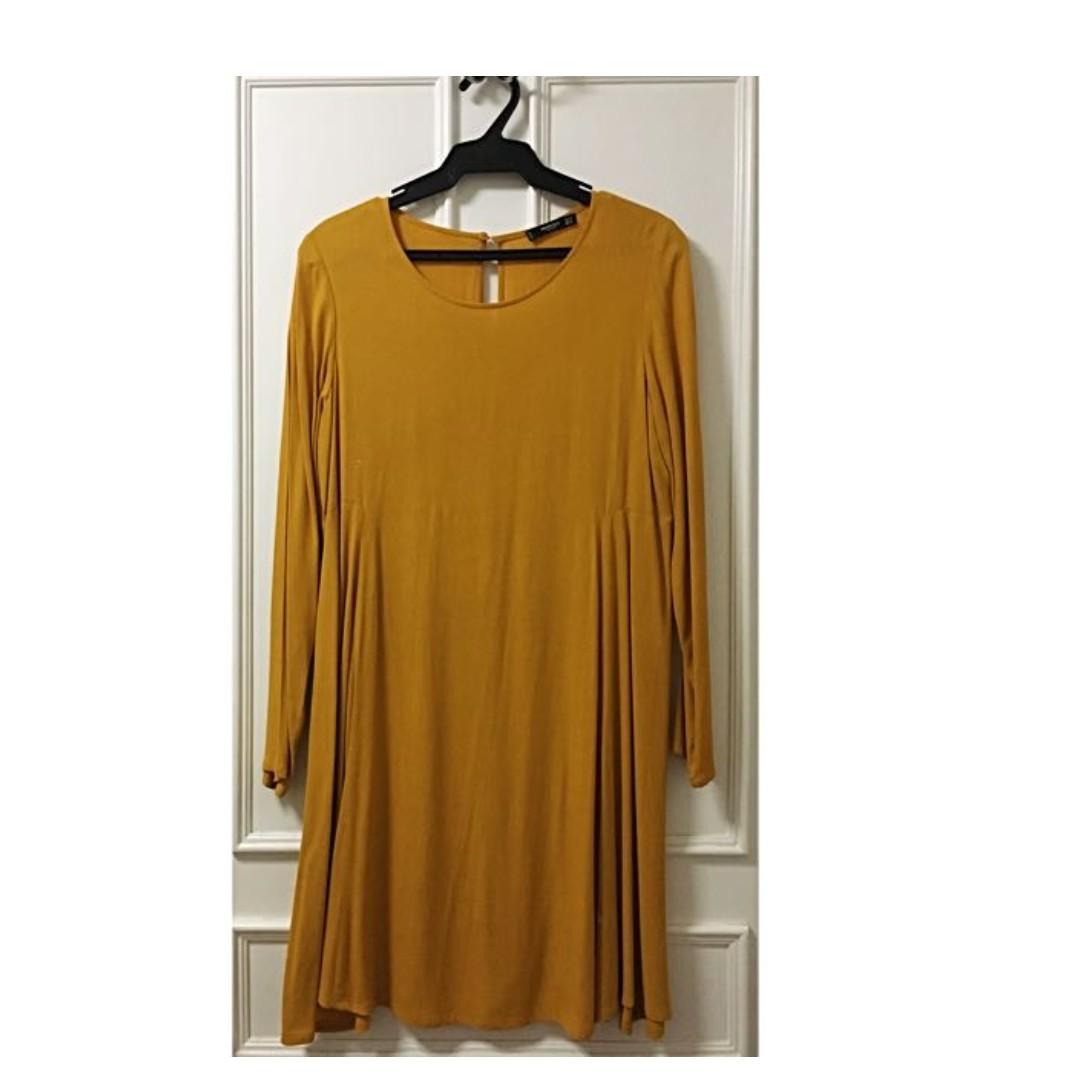 Mango Basic Dress